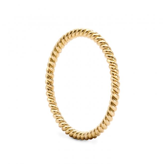 1.65mm Perfect Round Braid Ring