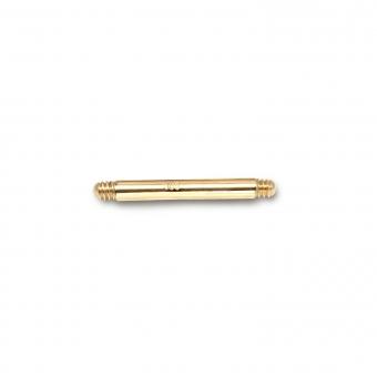 Gold Straight external bar