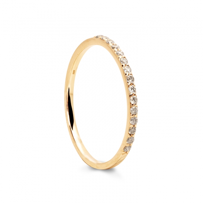 Perfect Diamonds Ring with 15 x 0.01ct