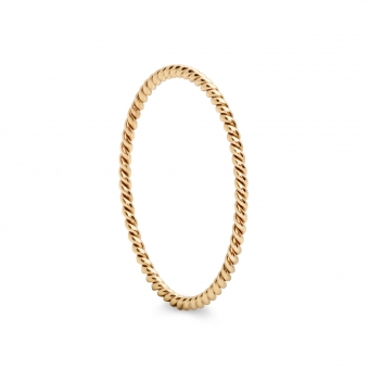 1.1mm wire braid simple ring