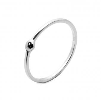 Octagon Gold Ring