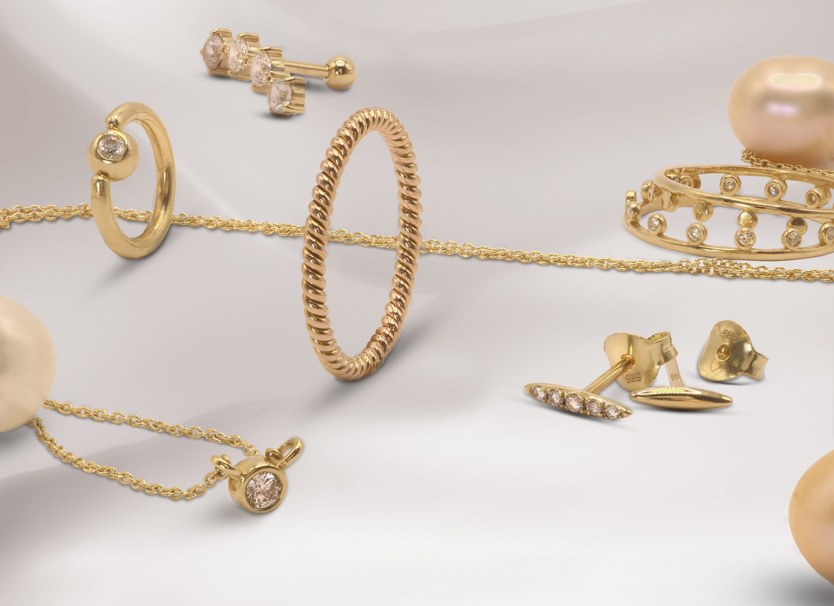 Wholesale Gold Jewelry Manufacturer